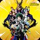 Download Boku No Hero Academia Wallpaper for PC - Free Art & Design App for PC