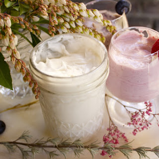 How to Make Berry Coconut Cream / Whip