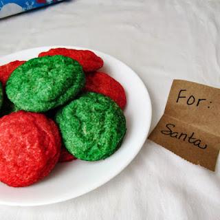 Soft Christmas Sugar Cookies