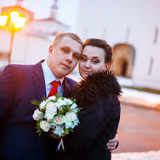Wedding photographer Irina Kulikova (kulikova2017). Photo of 18.01.2018