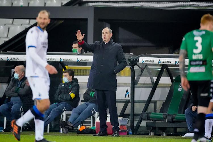 """Paul Clement, fier de ses joueurs dans la défaite: """"Une équipe en pleine progression"""""""