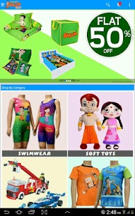 Chhota Bheem Shop- screenshot thumbnail