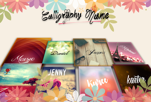 Download calligraphy name pro no ads apk latest version app for