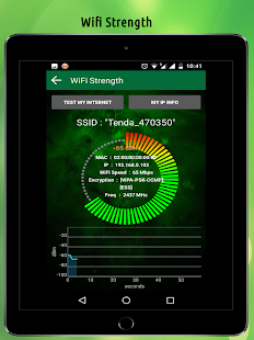 Wifi Analyzer- Home Wifi Alert- screenshot thumbnail