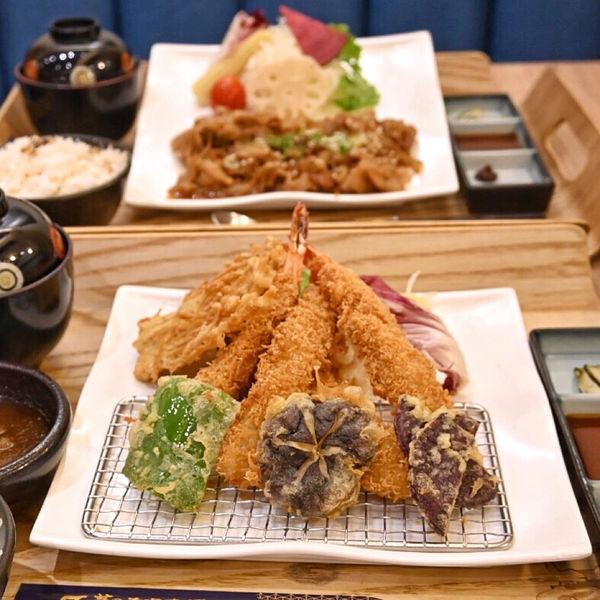 夢時代美食【虎次日式炸牛排專賣店】新品定食日式家常料理季