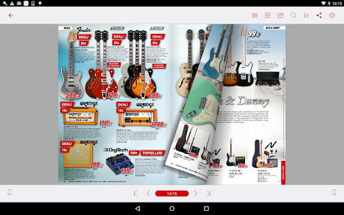 MUSIC STORE Catalog- screenshot thumbnail