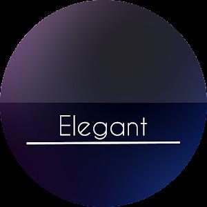 Elegant Blur – CM13/CM12 Theme v1.6 APK