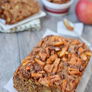Caramel Apple Bread.