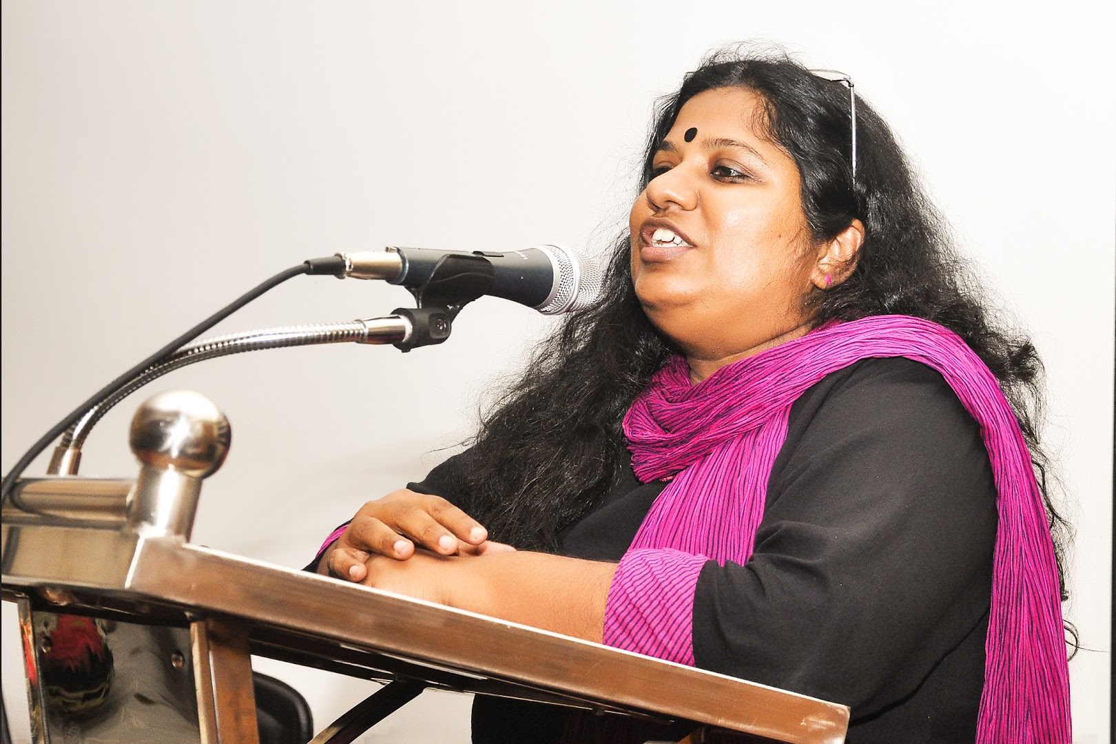 Seminar @ Cochin College