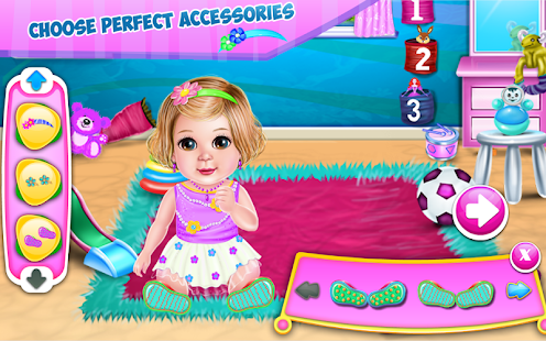 Baby Spa Salon- screenshot thumbnail