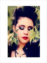 Photo: Photographer: Enrica Brescia (Rerry photography) [ http://www.facebook.com/pages/Rerrys-photographia/147098505350731 ] Model: Claudia Pelagatti  Make-Up & Hairstyle: Claudia Pelagatti — at Villa Torlonia.