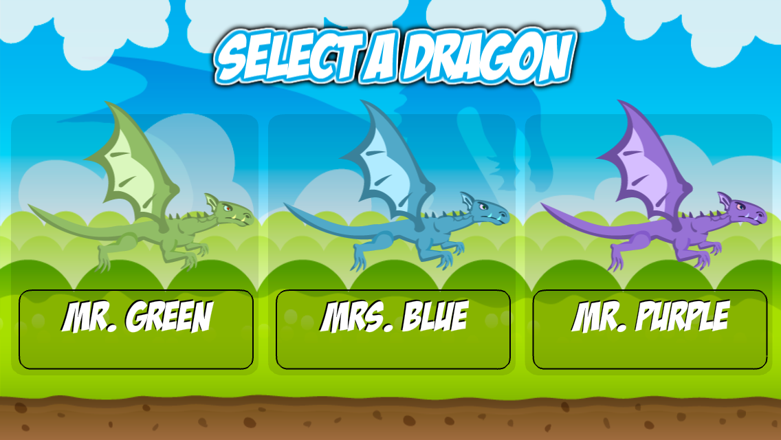 flap dragons online game