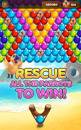 Bubble Beach Rescue