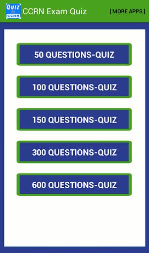 にCCRn試験のクイズの質問