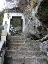 Photo: Stairs to Elephant Hill