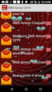 Sms Amour 2019 Apps En Google Play