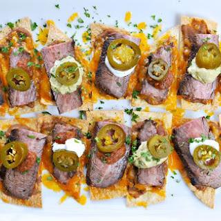 Cantina Laredo Style Carne Asada Nachos