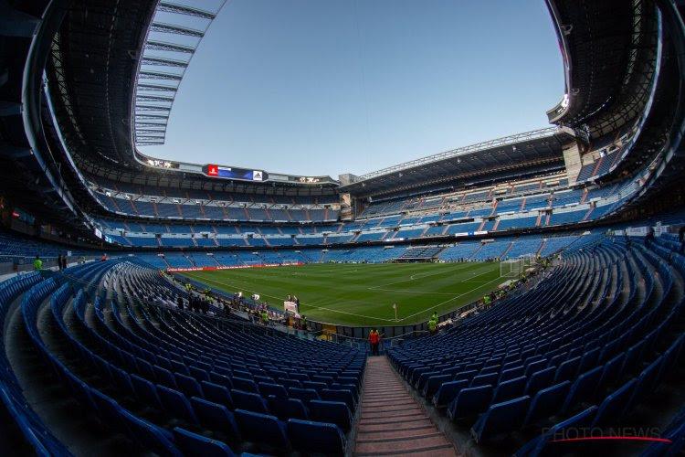 Opvallend: Real Madrid zal resterende thuiswedstrijden van dit seizoen niet afwerken in Santiago Bernabeu