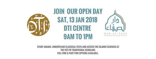 Dar al-Safa Open Day : DTI Dar al-Turath al-Islami