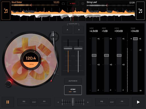 edjing Mix: DJ music mixer 6.5.2 screenshots 10