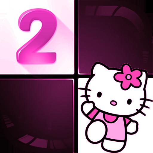 Hello Kitty Piano Tiles