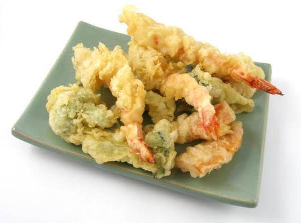 Shrimp & Veggie Tempura Recipe