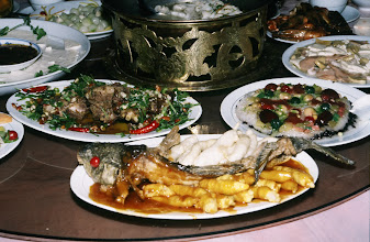 Photo: 03502 シリンホト/ホテル/料理