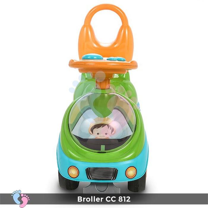 Xe chòi chân trẻ em Broller CC YH-812 5