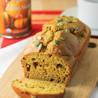 Pumpkin Bread with Olive Oil