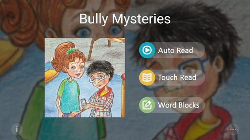 Mystery Readers 5 - Redeem 4CV