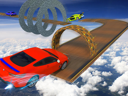 Ultimate City GT Car Stunt: Mega Ramp Climb Racing 2.0 screenshots 8