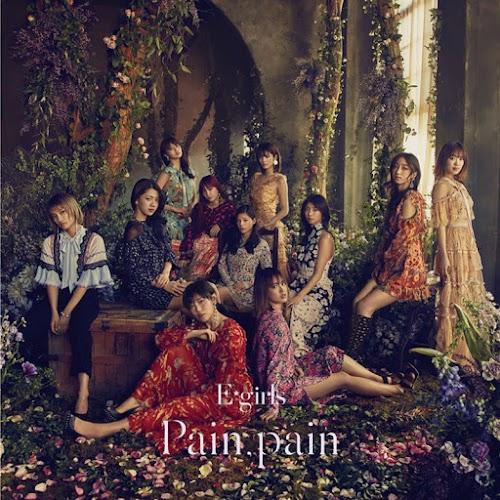 "Capa do single ""Pain, pain"" – CD Only Edition."