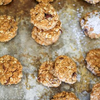Coconut Sweet Potato Cookies.