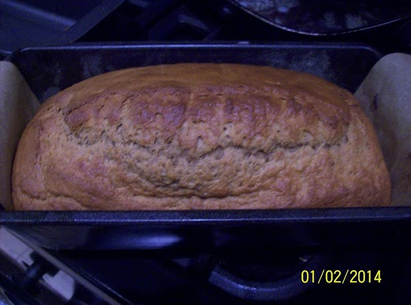 Easy Banana Bread. Recipe