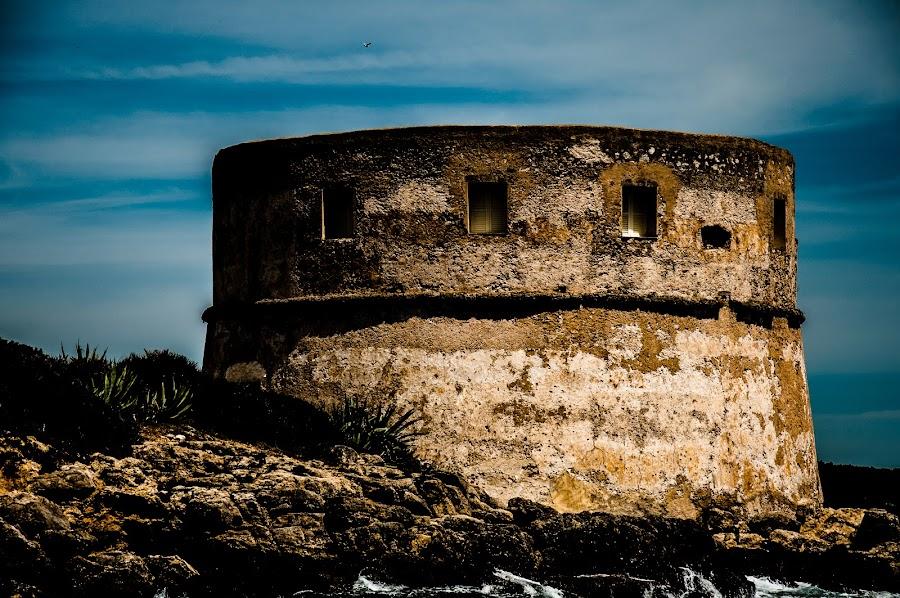 Dutch Tower in Alghero by Antonello Madau - Landscapes Travel