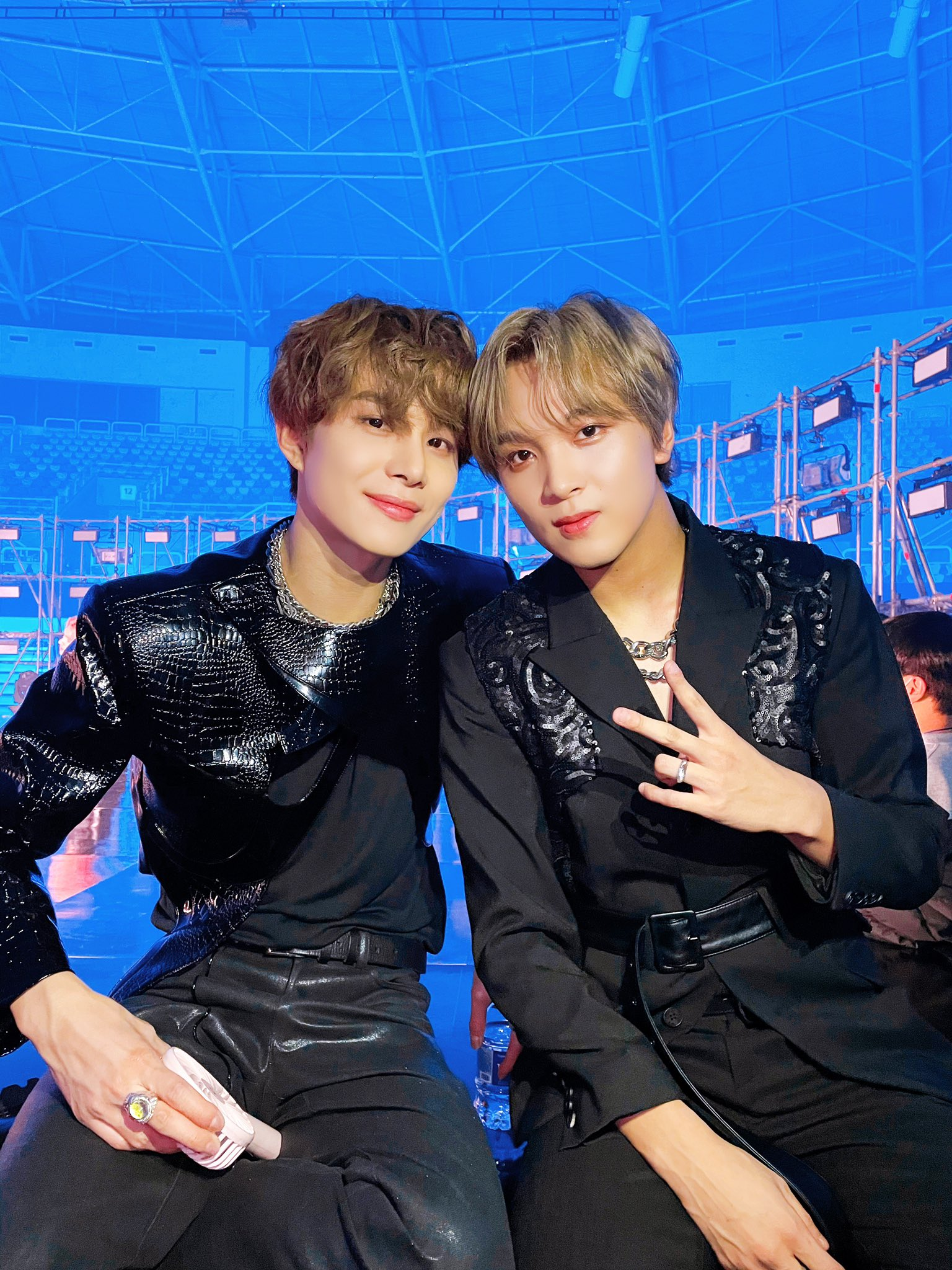nct 127 jungwoo haechan @NCTsmtown