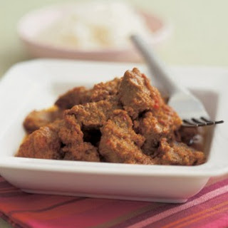 Malaysian Beef Curry.