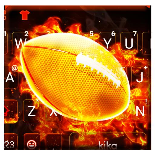 Baixar Novo tema de teclado American Football para Android