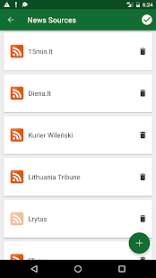 Lietuva Naujienos - náhled