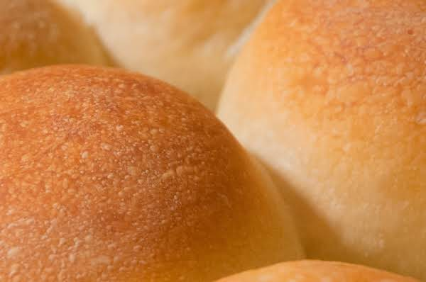 Ready-when-you-want-them Freshly Baked Yeast Rolls Recipe