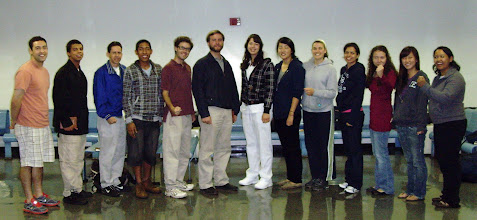 Photo: Fall 2010 Mission Meeting at CSULB
