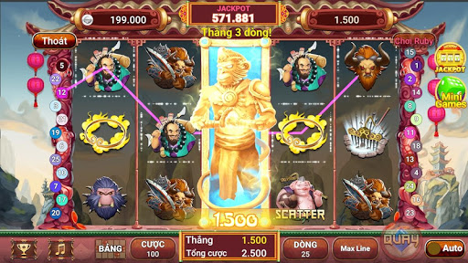 Tu1ef7 Phu00fa Slot - Game Quay Hu0169 Online 4.0.0 2