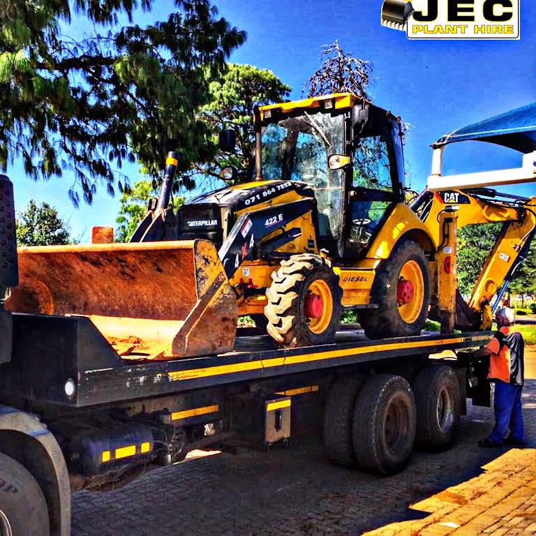 JEC Plant Hire (Pty) Ltd - Earthmoving Company in Pretoria East