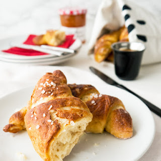Easy Homemade Pretzel Croissants Recipe