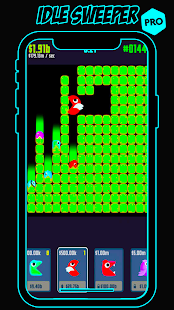 Idle sweeper Screenshot