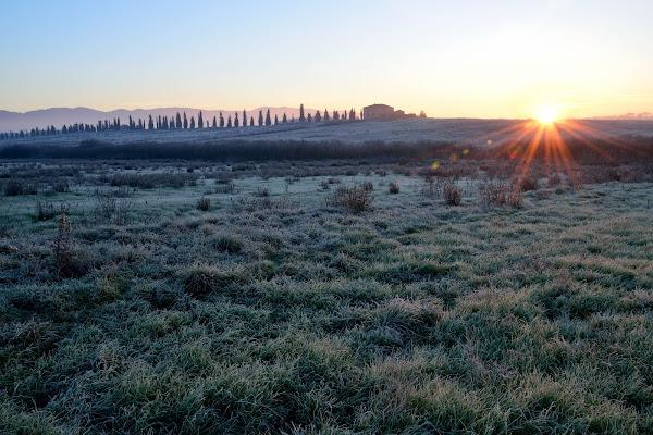 La prima alba dell'anno.. di effeenne