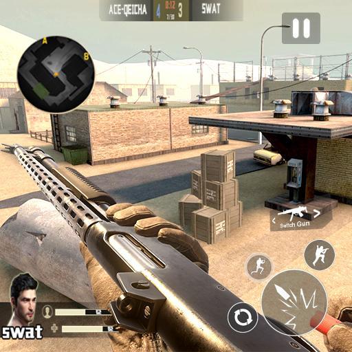 Download Counter Terrorist Sniper Hunter V2