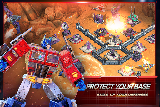 Transformers:Earth War 1.9.0.66 screenshots 3