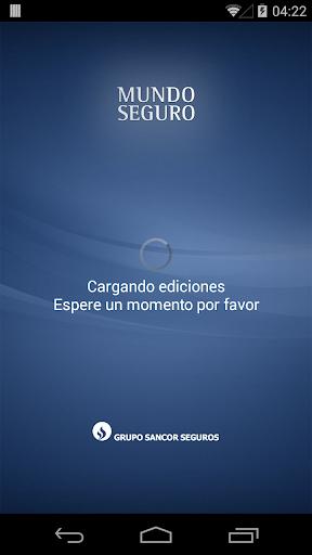 Revista Mundo Seguro Phone