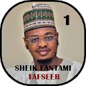 Dr Ali Isah Fantami Tafseer mp3 icon